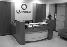 Quintiles Research Head office, Ahmedabad
